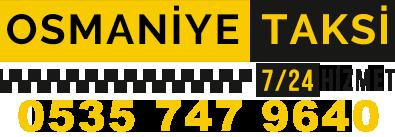 Osmaniye Taksi | Mustafa Ünal